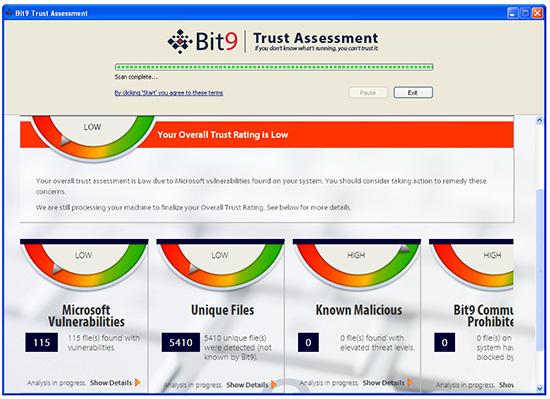 TAT - Ingyenes biztonsági fájl-vizsgáló
