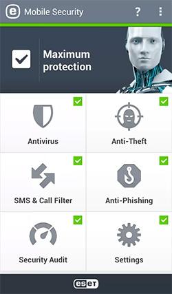 Hatékony védelem az Android kártevők ellen